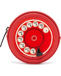 Yazbukey - Phone Dial Coin Case - Lyst