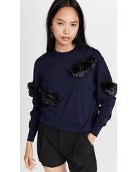 Toga High Gauge Knit - Blue
