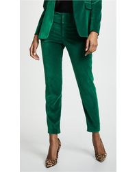 Alice + Olivia - Stacey Slim Pants - Lyst