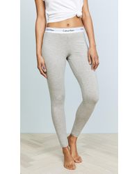 CALVIN KLEIN 205W39NYC - Modern Pajama Pants - Lyst