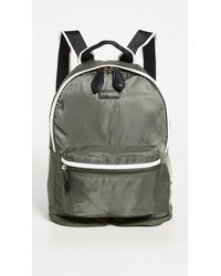Paravel Mini Fold Up Backpack - Green