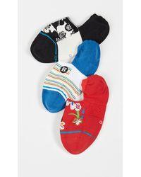 Stance - Ralph 3 Pack Socks - Lyst