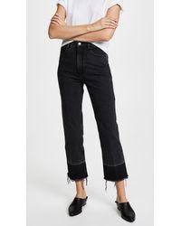 Rachel Comey Slim Legion Pants - Black