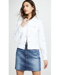 AG Jeans Robyn Jacket - White