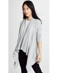 Splendid Always Cardigan - Grey