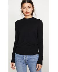 Equipment Sanni Crew Cashmere Jumper - Black