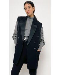 Isabel Marant Onyx Vest - Black