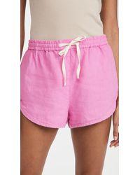 Rachel Comey Practico Shorts - Pink