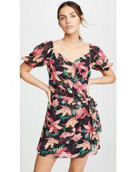 La Maison Talulah Night Mirage Mini Dress - Multicolor