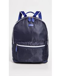 Paravel Fold-up Backpack - Blue