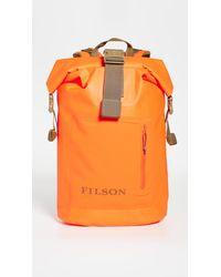 Filson Dry Backpack - Orange