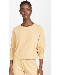 Skin Everett Sweatshirt - Natural