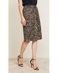Loyd/Ford - Sequin Pencil Skirt - Lyst