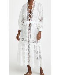 Waimari - Chia Kimono White - Lyst