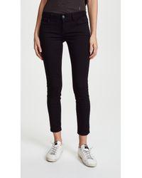 Siwy - Hannah Slim Crop Jeans - Lyst