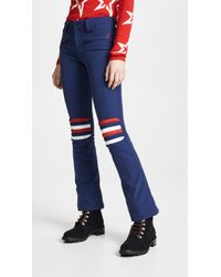Perfect Moment Aurora Flare Trousers - Blue