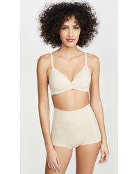 Wacoal How Perfect Wire Free Bra - Natural