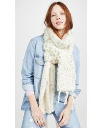 LoveShackFancy Wes Scarf - Multicolor