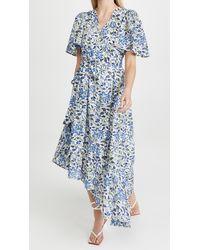 MILLE Helena Dress - Blue