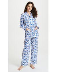 Roberta Roller Rabbit - Octo Pajama Set - Lyst