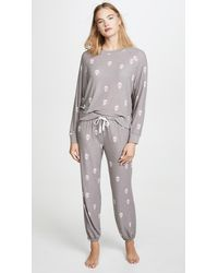 Honeydew Intimates Star Seeker Pj Set - Gray