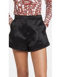 Alexis Gaines Shorts - Black