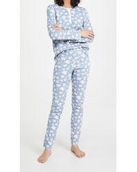 Roberta Roller Rabbit Arnold And Maude Pajamas - Gray