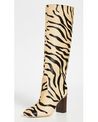 Loeffler Randall Goldy Tall Boots - Multicolour