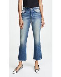 3x1 Austin Crop Jeans - Blue