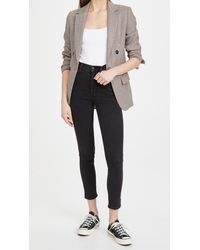 """Madewell 10"""" High Rise Skinny Jeans - Multicolour"""
