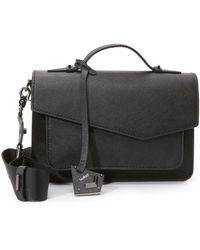 Botkier Cobble Hill Cross Body Bag - Black