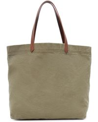 Madewell - Canvas Transport Tote - Lyst