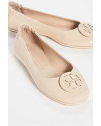 Tory Burch - Minnie Travel Ballet Flat - Lyst