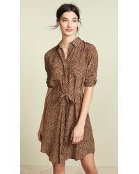 L'Agence - Stella Shirtdress - Lyst