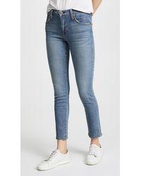 James Jeans | Twiggy Ankle Jeans | Lyst