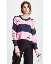 NSF - Presley Sweater - Lyst