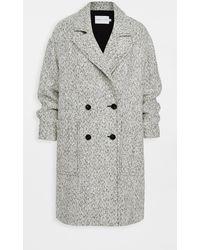 Rebecca Minkoff Jayden Coat - Gray