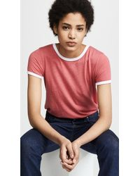 Wildfox - Johnny Ringer Tee - Lyst