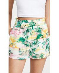 BB Dakota Aloha Shorts - Multicolour
