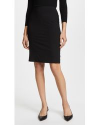 Theory - Edition Pencil Skirt - Lyst