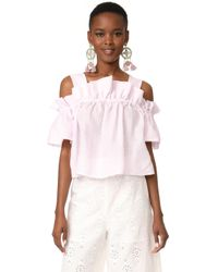 WHIT - Mariposa Top - Lyst