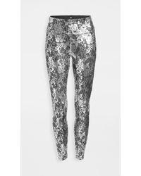Heroine Sport Lace Leggings - Multicolour