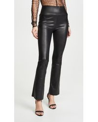 SPRWMN High Waist 3/4 Legging - Black
