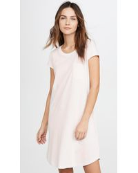 Skin Oksana Sleep Shirt - Pink