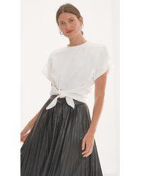 Isabel Marant Belita T-shirt - White