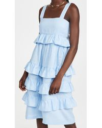 Tach Clothing Filippa Dress - Blue