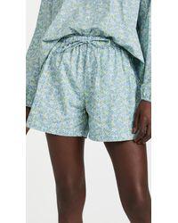 Faithfull The Brand Sereno Shorts - Multicolour