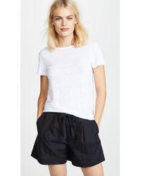 Vince - Short Sleeve Tee Shirt - Lyst