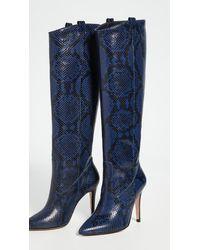 Veronica Beard Wyn Boots - Blue