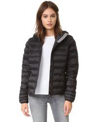 Canada Goose Brookvale Hooded Jacket - Black